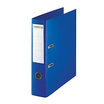 RVFM A4 Folder Lever Arch File 75mm Polypropylene Blue