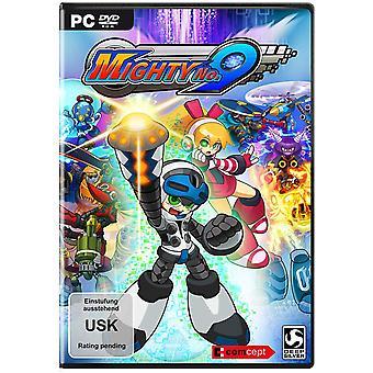 Mighty No 9 PC DVD gioco (scatola spagnola)