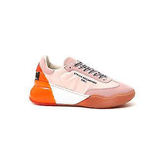 Stella Mccartney 800148n068k578 Dames's Roze Polyester Sneakers