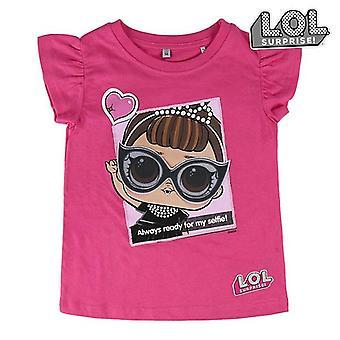 Child's Short Sleeve T-Shirt Always Ready! LOL Surprise! 74039