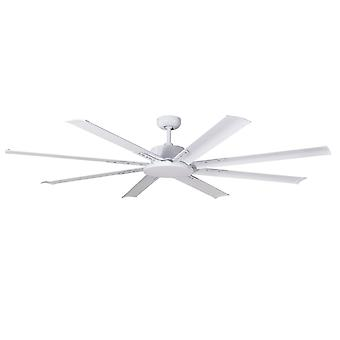 "DC ceiling fan Albatross Mini White 165cm / 65"""