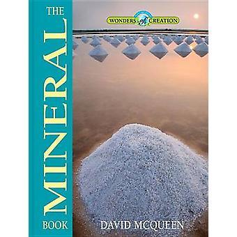 Mineral Book by David McQueen - McQueen David - 9780890518021 Book