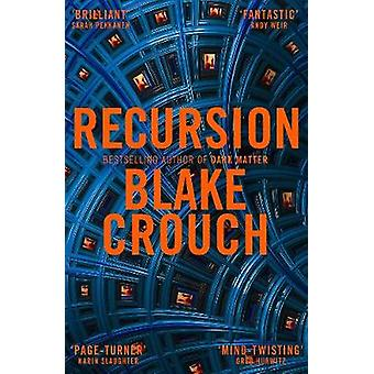 Rekursion av Blake Crouch - 9781509866670 Bok