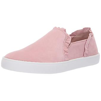 Kate Spade New York Womens Lilly Leather Low Top Slip On Fashion Sneakers
