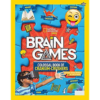 Brain Games 3 - Cranium-Crushers by National Geographic Kids - 9781426