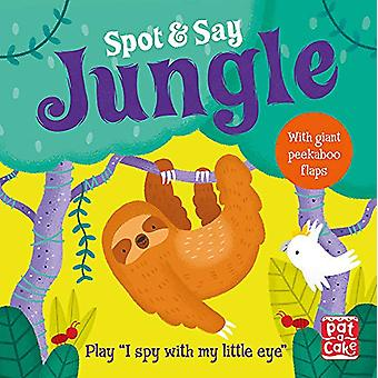 Spot and Say - Jungle - Play I Spy with My Little Eye by Pat-a-Cake - 9