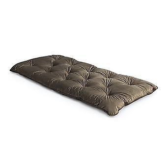 Loft 25 luxuoso veludo espuma Crumb adornado colchão futon único-cogumelo