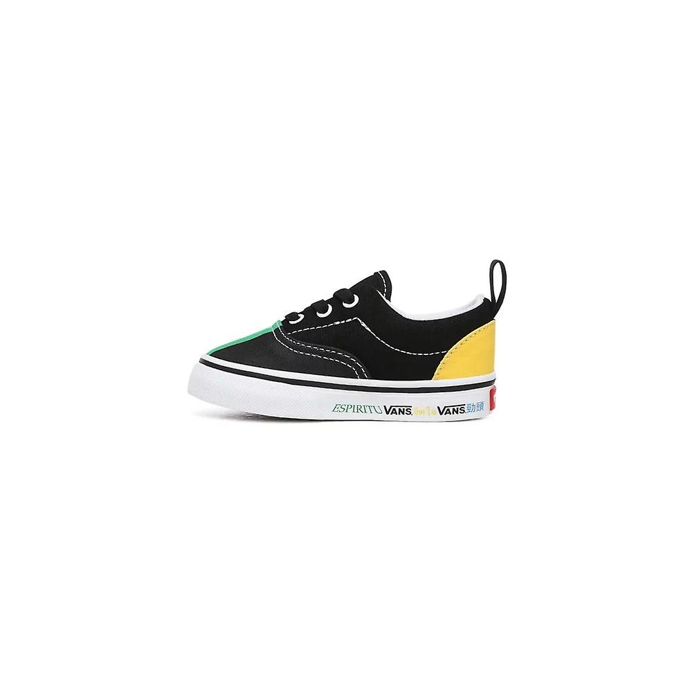 Vans TD Era Elastic Lace VN0A4P39WK2 universal all year infants shoes