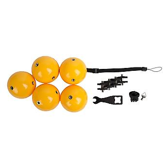 5x Floating Ball Stand for GoPro