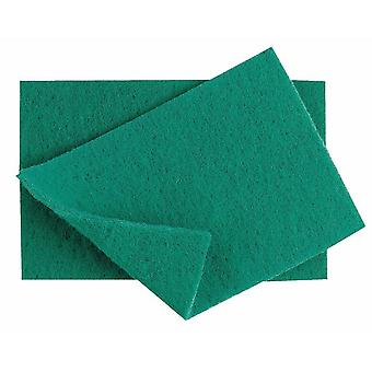 Berties Caterers Industrial Scouring Pads (Pack of 10)