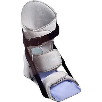 ニースストレッチオリジナル足底筋膜炎折りたたみ夜副木 - ロープロファイル
