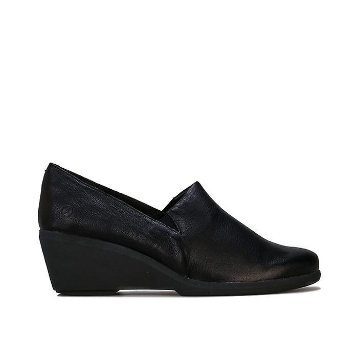 Women's Hush Puppies Fraulein Dress Shoe in Black x1bJv