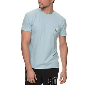 Jack & Jones Men's Haven Tee Originals Relaxed Fit T-Shirt Blue