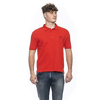 Red Polo Versace 19v69 miehet