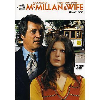 McMillan & Wife: Season Four [DVD] USA import
