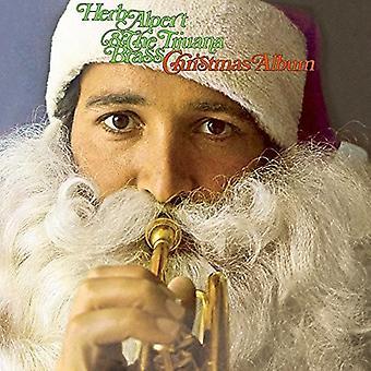 Herb Alpert - Christmas Album [Vinyl] USA import