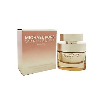 Michael Kors Wonderlust Sublime Eau De Perfume For Her