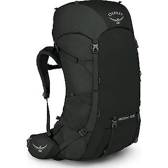 Fiskeørn backpacking eventyr Rook 65 Rygsæk Sort
