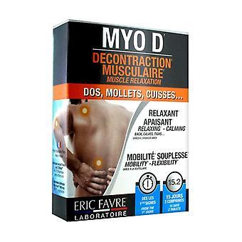 Myo D 30 tablets