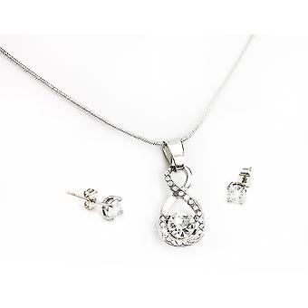 Colecciones Silver Infinity incrustadas con cristales de Swarovski