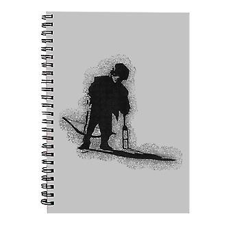Serial Killer Juego de Tronos Espiral Notebook