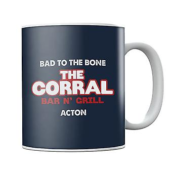 The Corral Bar N Grill Terminator 2 Mug