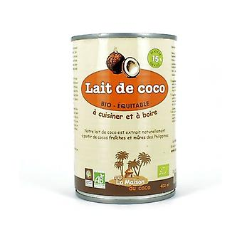 Coconut milk 15% fat 400 ml