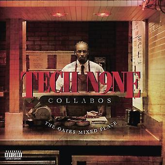 Tech N9NE Collabos - Gates Mixed Plate [CD] USA import