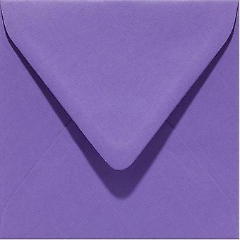 Papicolor 6X Envelope 140X140mm Violet Foncé