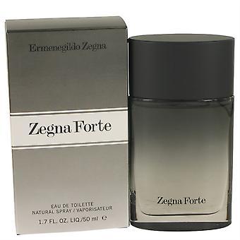 Zegna Forte Eau de Toilette spray de Ermenegildo Zegna