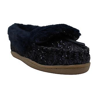 INC International Concepts Womens Yasmina Faux Fur Closed Toe Pull On Slippers