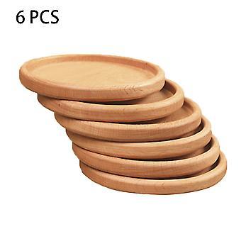 YANFGAN Home Kitchen Table Wood Coasters