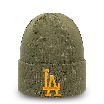 New Era Wintermütze Beanie - CUFF KNIT Los Angeles Dodgers