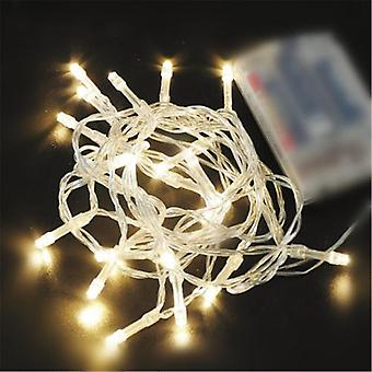 Aa Battery Operated Led String Lights For Xmas Garland Party Wedding Decoration