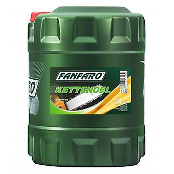 Fanfaro 20L Chainsaw Highly Refined Oil all Makes Of Saw ISO Viscosity Grade 100