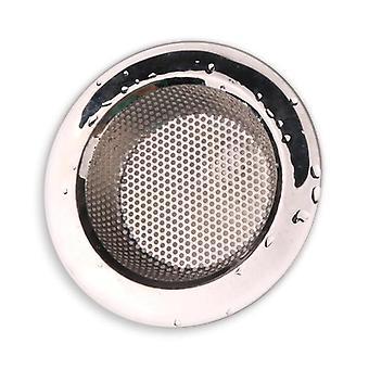 Filtre à cheveux en acier inoxydable washbasin, drain de plancher d'évier