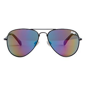 Superdry SDR Huntsman Sunglasses - Matte Black