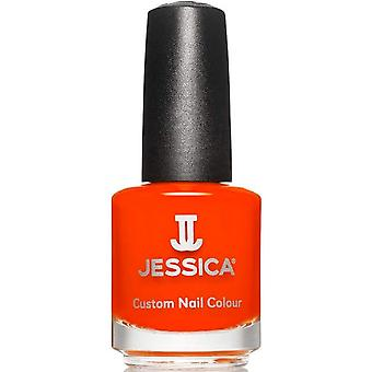 Jessica Nail polonais - Shock Me Red 14.8mL (656)