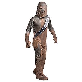 Disney Halloween Fancy Kleid Kostüm Erwachsene männlich - Star Wars - Chewbacca