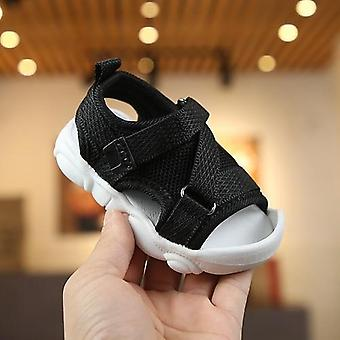 Canvas Infant Sandals, Summer Walking Shoes, Newborn Sneaker