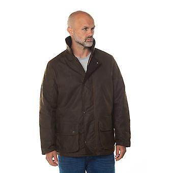 Chelsea UK teki vahattu takki ruskea