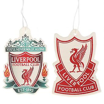 Liverpool Twin Pack Air Freshener