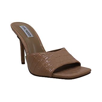 ستيف مادن المرأة & ق الأحذية إشارة ينب إصبع القدم عارضة الصنادل الشريحة