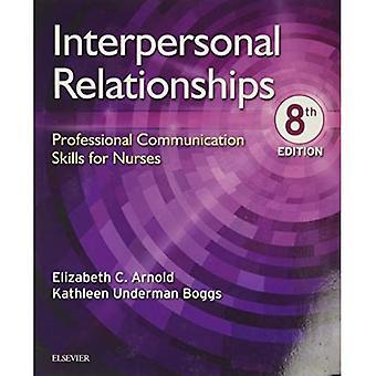 Interpersoonlijke relaties: professionele communicatieve vaardigheden voor verpleegkundigen