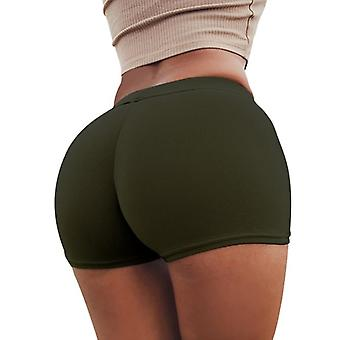 Women Sexy Cotton Push Up Short Tights