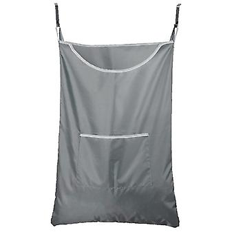 Household Hanging Laundry Hamper, Over Door, Large Capacity, Dirty Clothe