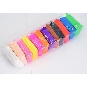 Fluffy Slime Toys Putty Soft Clay Light Supplies Sand Fidget Gum Polymer Clay