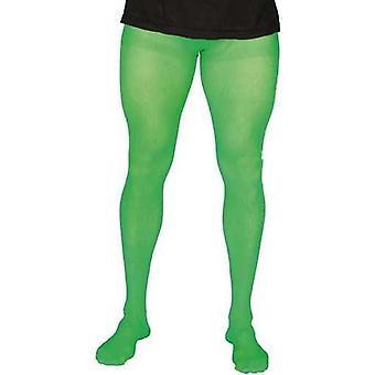 Smiffys meias homens verdes de um tamanho