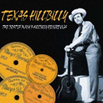 Texas Hillbilly - Texas Hillbilly [CD] USA import