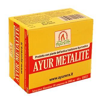 Ayur Metalite None